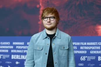 Ed Sheeran Social Media