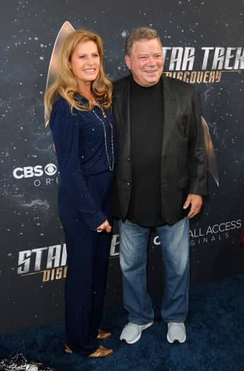 Elizabeth Shatner und William Shatner