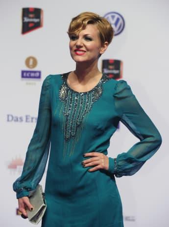 Ella Endlich bei der Echo-Verleihung 2011