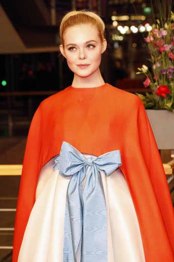Elle Faning, Berlinale, 2018, amerikanische, Schauspielerin