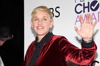 Ellen DeGeneres Show Comedienne