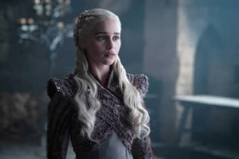 "Emilia Clarke als ""Daenerys Targaryen"" in ""Game of Thrones"""
