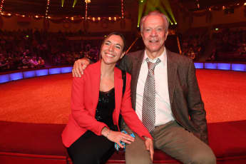 Dirk Galuba Frau Enrica Sturm der Liebe