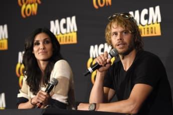 Eric Christian Olsen und Daniela Ruah auf der MCM Hannover Comic Con 2017
