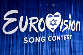 Eurovision Song Contest Logo Israel