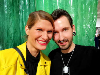 Fabian Kahl neue Freundin Kaja Doege