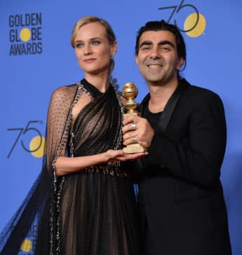 Fatih atkin gewinnt Golden Globe