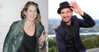 Felicitas Woll und Benjamin Piwko sind ein Paar