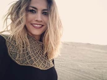 Fiona Erdmann Dubai