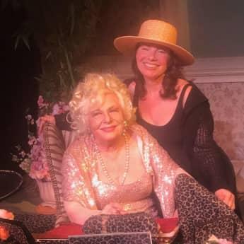 """""""Die Nanny""""-Stars Renée Taylor und Fran Drescher"""