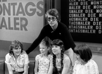 """Frank Elstner bei """"Die Montagsmaler"""""""