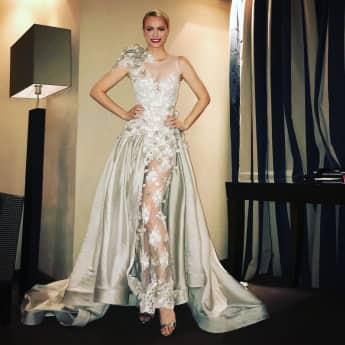 Franziska Knuppe Barbara Tag Kleid