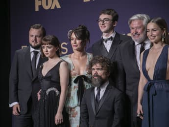 """Game of Thrones""-Stars bei den Emmys 2019"