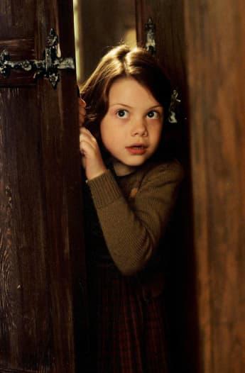 """Georgie Henley in """"Die Chroniken von Narnia"""""""