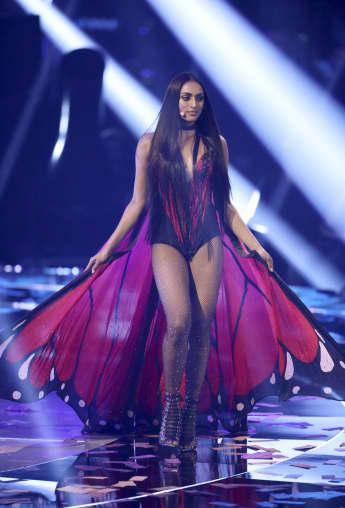Germany's Next Topmodel Sayana GNTM Finale