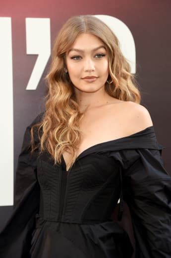 "Gigi Hadid nimmt an der Weltpremiere von ""Ocean's 8"" in der Alice Tully Hall am 5. Juni 2018 in New York City teil"