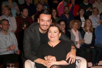 Giovanni Zarrella und seine Mutter Clementina