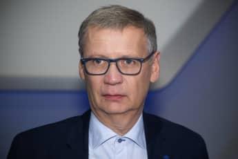 Günther Jauch in einer Talkshow am 13. November 2019