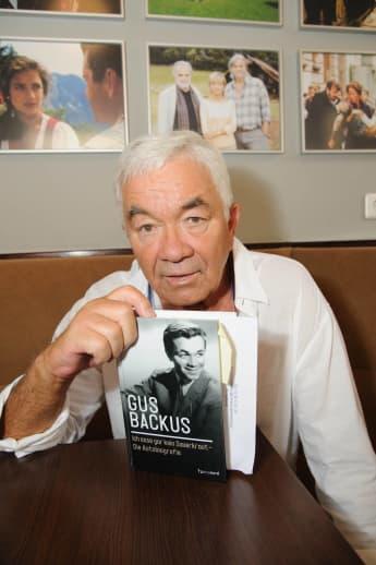 Gus Backus tot da sprach der alte Häuptling der Indianer