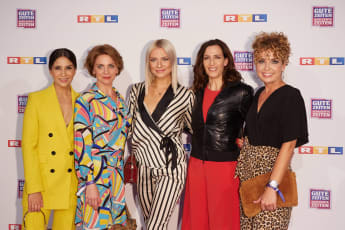 gzsz Chryssanthi Kavazi, Gisa Zach, Valentina Pahde, Ulrike Frank und Maria Wedig