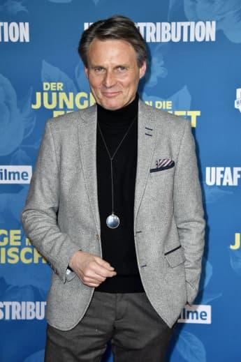 "Bei GZSZ spielt Wolfgang Bahro den ""Jo Gerner"""