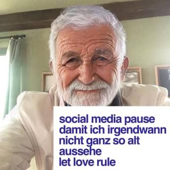 Hans Sigl alt social media instagram