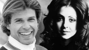 Hansi Hinterseer und Vicky Leandros in jungen Jahren