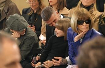 Harper Beckham ist Anna WIntours neues Lookalike
