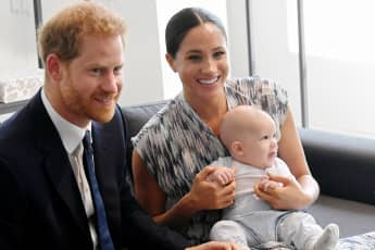 prinz harry, herzogin meghan, archie