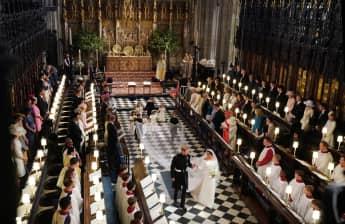 Prinz Harry und Herzogin Meghan gaben sich im Mai 2018 das Jawort