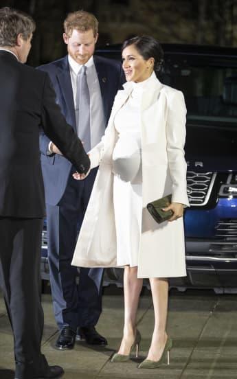 Prinz Harry Herzogin Meghan Marokko programm