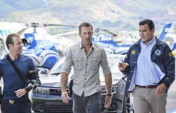 Hawaii Five-0 Danny Williams Steve McGarrett
