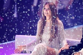 Heidi Klum: So gewagt war ihr Outfit im GNTM-Finale