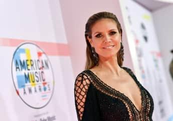 Heidi Klum bei den American Music Awards 2019