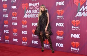 Heidi Klum Outfit iHeart Radio Music Awards