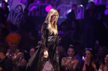 "Heidi Klum beim ""Germany's next Topmodel""-Finale 2019"