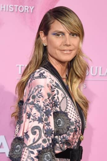 Heidi Klum Make-up