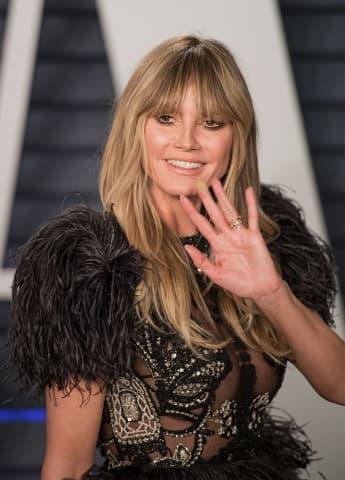 Heidi Klum verlängert ihren GNTM-Vertrag