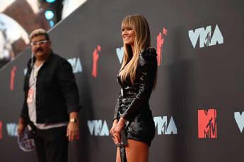 Heidi Klum bei den MTV VMAs 2019