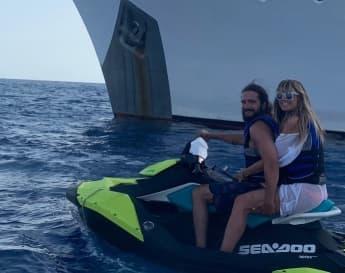 Heidi Klum und Tom Kaulitz in Italien