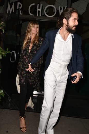 Heidi Klum und Tom Kaulitz an ihrem Jahrestag am 22. Februar 2016 - Haben sie an diesem Tag geheiratet?