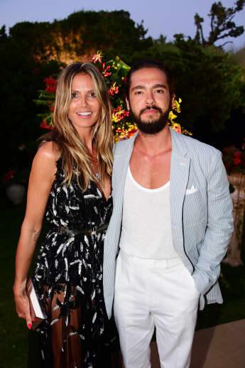 Heidi Klum und Tom Kaulitz auf der Unicef Gala
