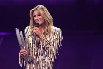 Helene Fischer bei der ECHO-Verleihung 2018
