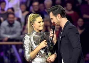 Helene Fischer und Florian Silbereisen: Tränenausbruch live im TV
