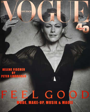 Helene Fischer Vogue Cover