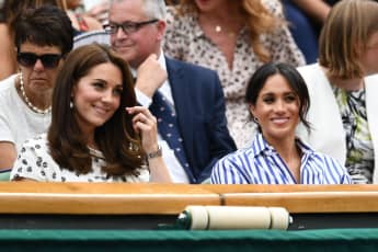 Herzogin Kate und Herzogin Meghan sind zu Prinz Charles' Jubiläum wieder vereint