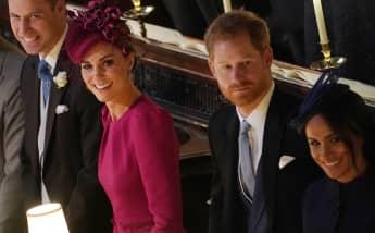 Prinz Harry brachte Herzogin Kate an ihrem Hochzeitstag zum Weinen