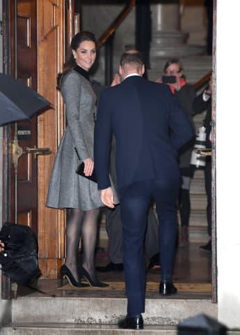 Herzogin Kate Prinz William Mode Faux pas