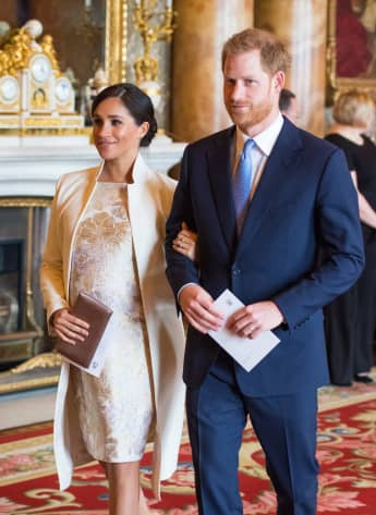 Prinz Harry Herzogin Meghan Baby royal Baby Sussex Geburt
