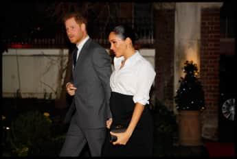 Herzogin Meghan und Prinz Harry bei Award-Verleihung